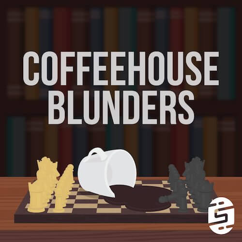 A weekly chat with Chess International Master Danny and Coffee Snob Motz on all things coffee, chess, technology, and the lives of these two adorable besties.