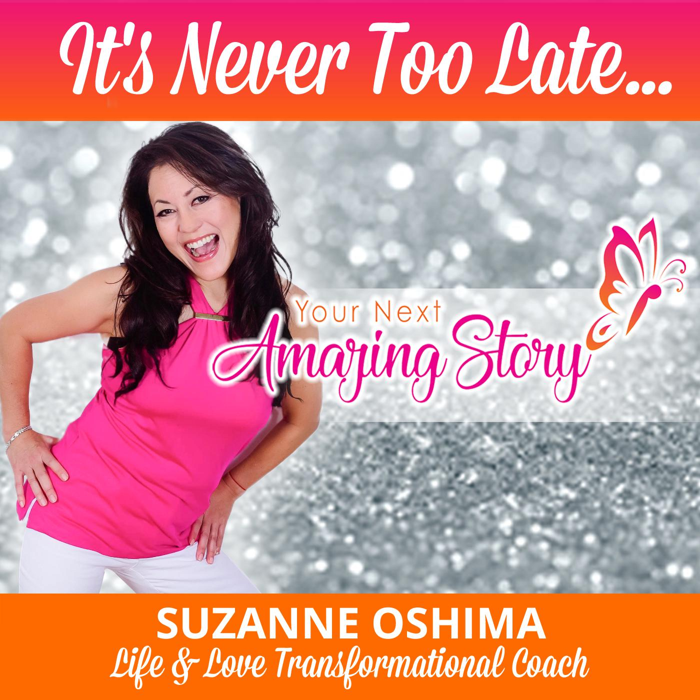 Show #250: What to Do When He Pulls Away! - It's Never Too